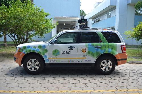 Conhece o carro elétrico autônomo Brasileiro? Ele está vindo...